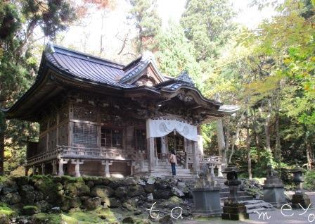 十和田神社・パワースポット