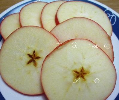 リンゴ・リンゴのスイーツ・煮リンゴ