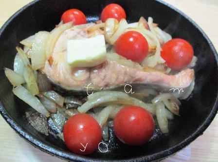 鮭のレシピ