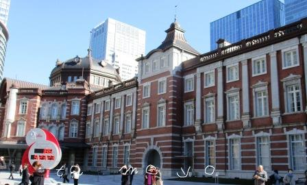 東京駅・皇居