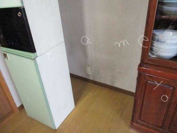 冷蔵庫の置き場所