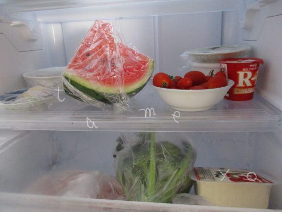 冷蔵庫の超片づけ術