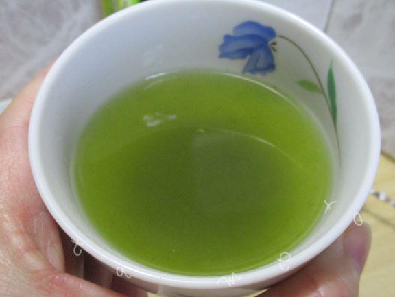 病気にならないショウガ緑茶
