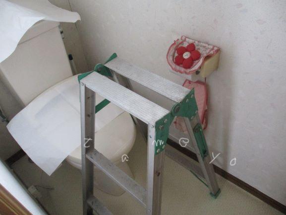 トイレ掃除・トイレの換気扇