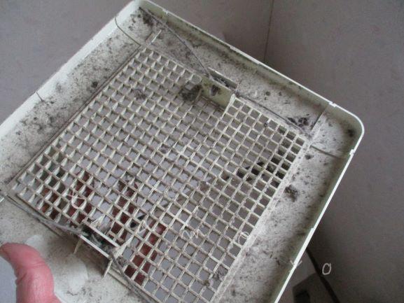 トイレの換気扇・換気扇カバー
