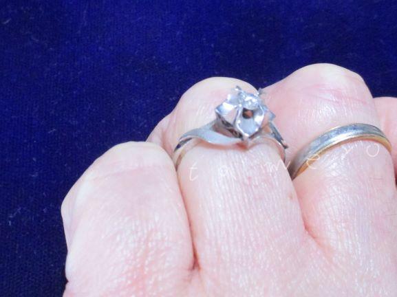 指輪・ダイヤモンド