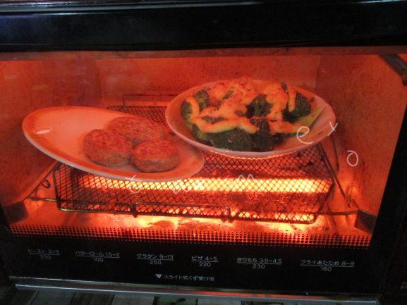 ブロッコリータルタルソース焼き