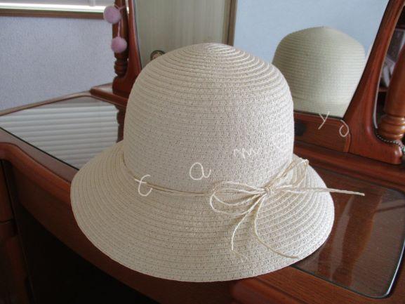 ダイソー・帽子