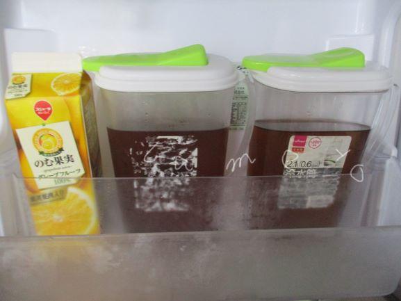 麦茶・冷水筒