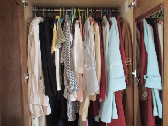 クローゼット・服の処分