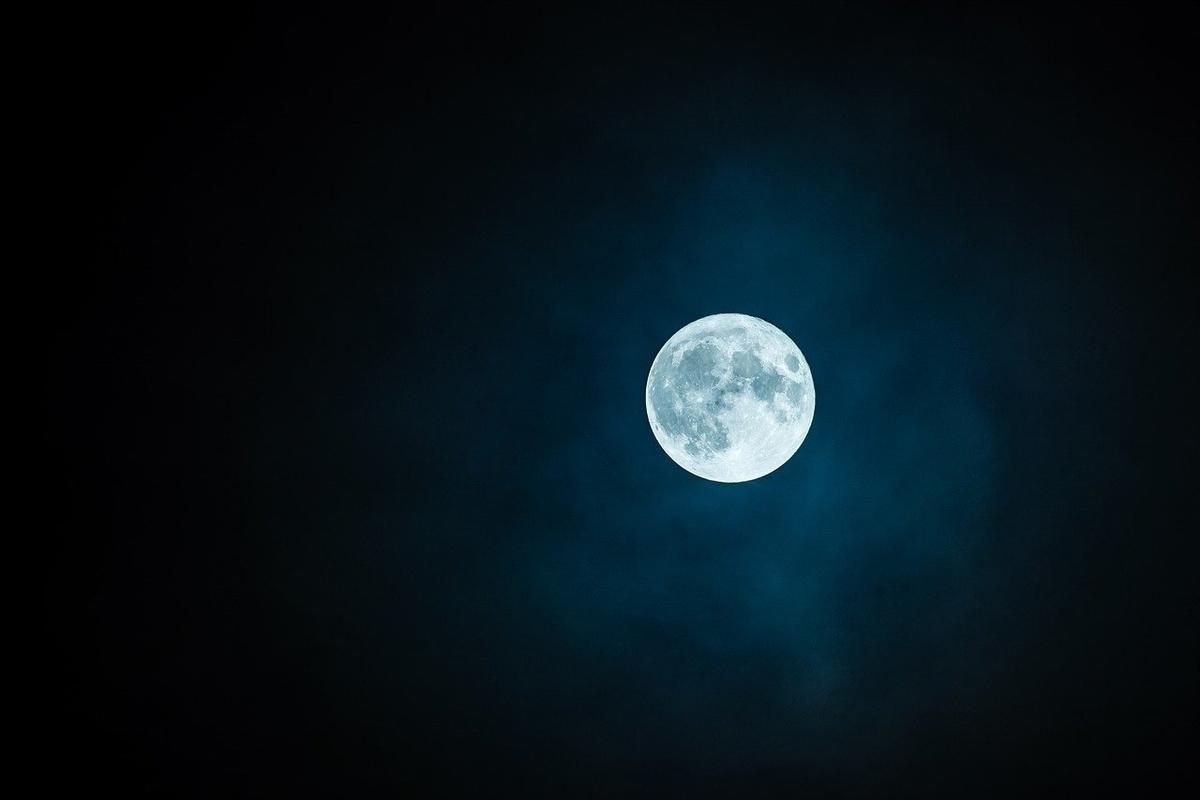 満月・お月見