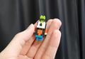 [ナノブロック][nanoblock][マメナノ][mamenano][ディズニー][ミニー][グーフィー]