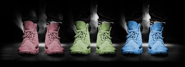 50歳から足に合う靴