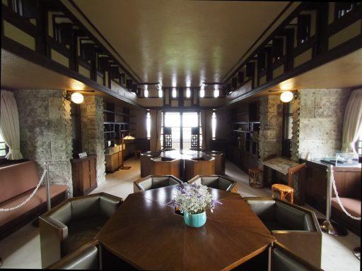 The 2nd floor salon