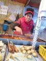 温陽温泉伝統市場・屋台
