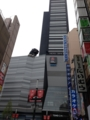 TOHOシネマズ新宿・歌舞伎町から外観