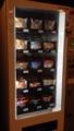 新宿シネマカリテ・お菓子自販機