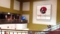 TOHOシネマズ市川コルトンプラザ・エスカレーターホールの看板