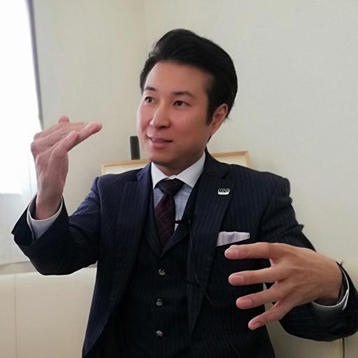 石田社長アイコン