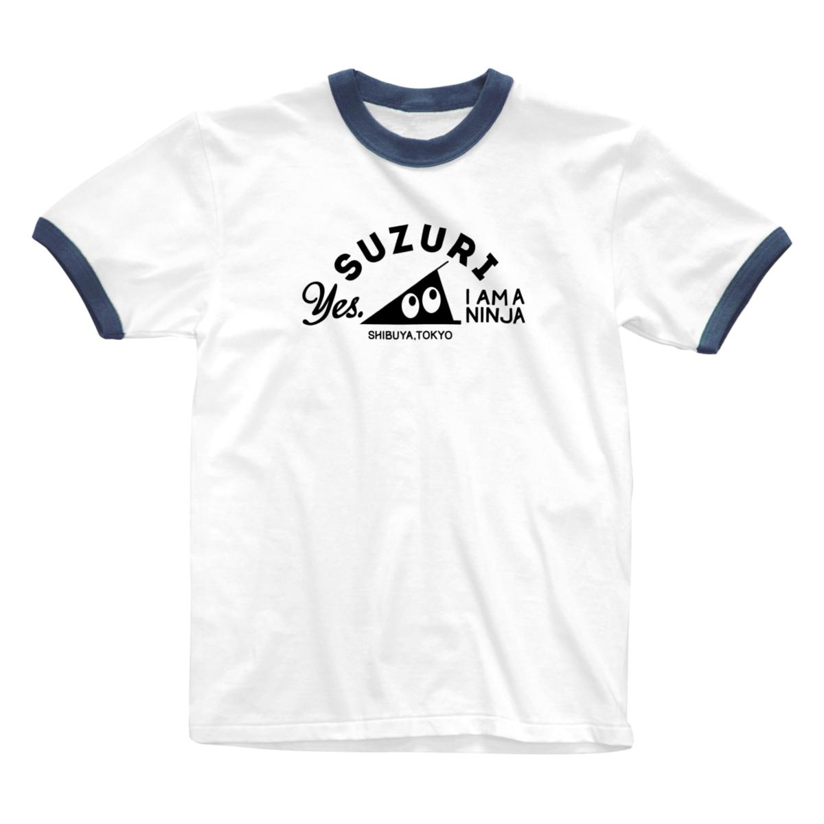 ringer-t-shirt-jeansblue