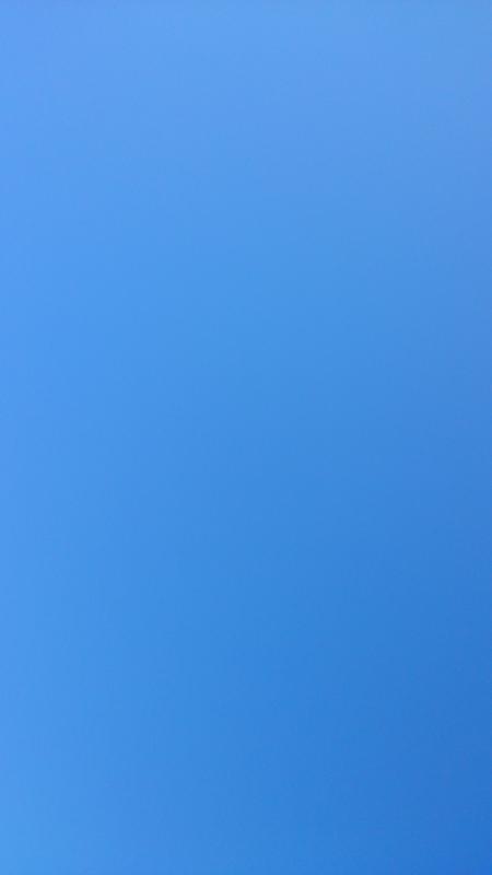 8:17 am の空の画像