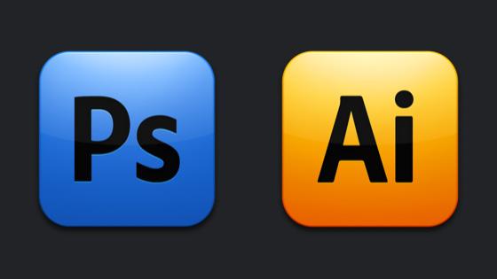 Photoshop and Illustrator Icon