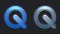 Quicktime Player (Blue & Graphite)