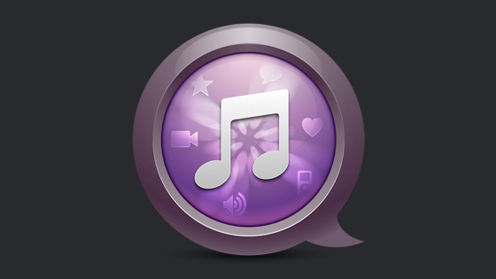 iTunes 10 Replacement Icon by Chris Carlozzi