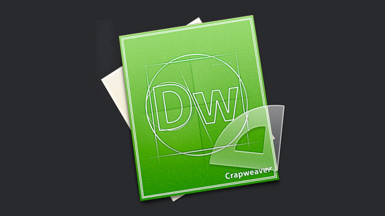 Dreamweaver Replacement Icon