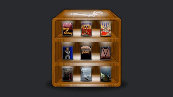 Steam Library