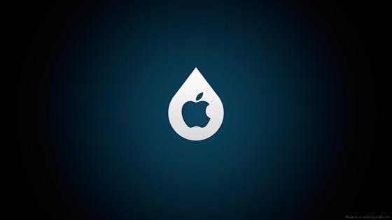Cry Apple Wallpaper
