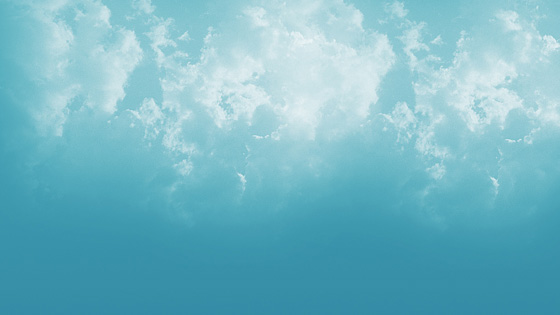 iPad Clouds Wallpaper