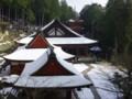 京都新聞写真コンテスト 長命寺雪化粧