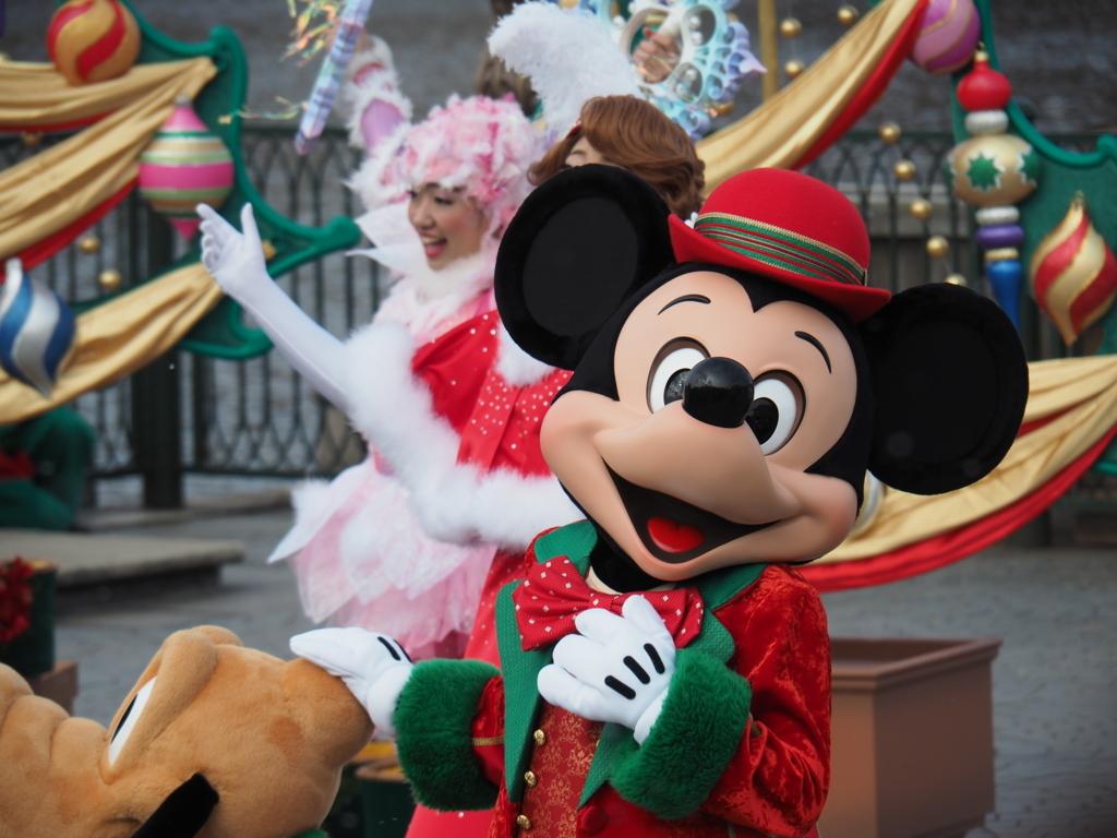 ディズニーシー:大好きなクリスマスのシーへ - ちょこっとphoto日記