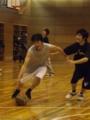 野口翔 has good shape.