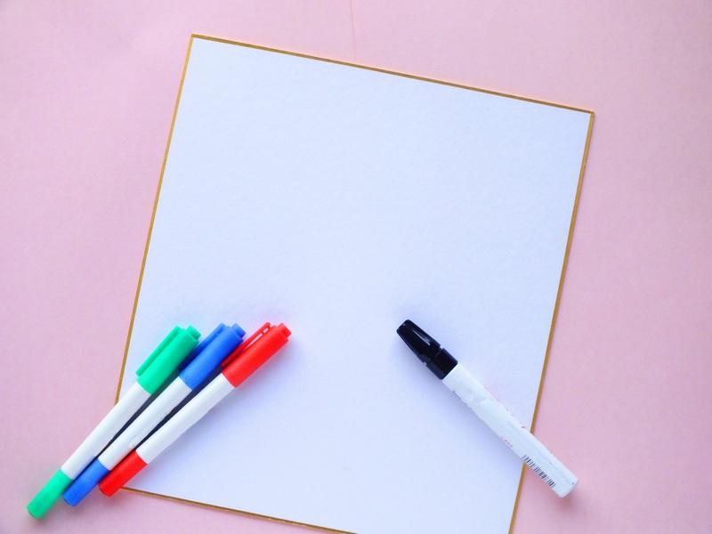 何を書けばいい?送別会で送る色紙のメッセージ