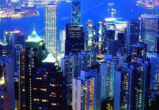 香港はオフショア生命保険の盛んな都市