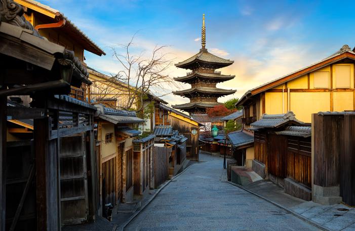 フォリオには京都をテーマにした投資もある