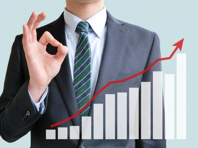 米国株の個別株ならば、最低限売り上げは伸びていてほしいけれど・・・