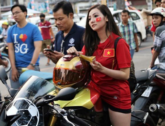 ベトナムとバイク