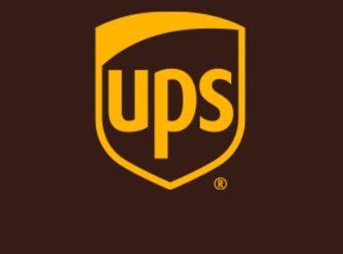 ユナイテッド・パーセル・サービス【UPS】のロゴ