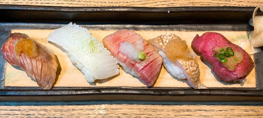 夫婦別会計でこっそりお寿司を楽しむのは違う