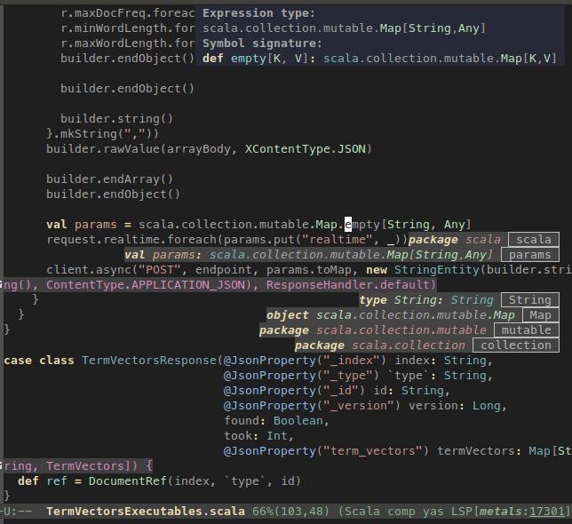 LSP時代のScala開発環境: Metals, Bloop (on Emacs / lsp-mode) - 貳佰 ...