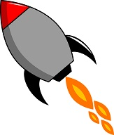 日本へ向かって発射されたミサイル