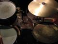四日市VeeJayのドラムセット
