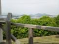 須磨の山々