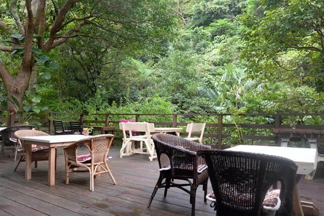 『カフェ イチャラ』やんばるの大自然を満喫できる森カフェ