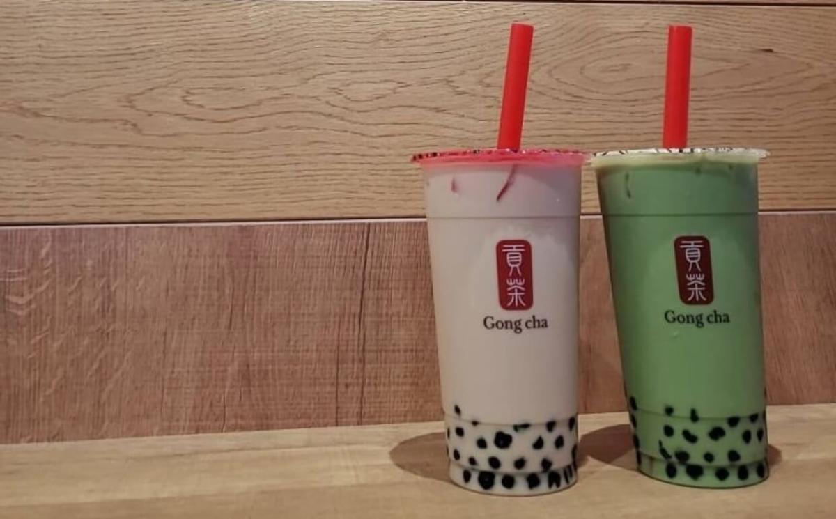 【Gong cha(ゴンチャ)】沖縄南部で本場の台湾ティーが楽しめる人気カフェ