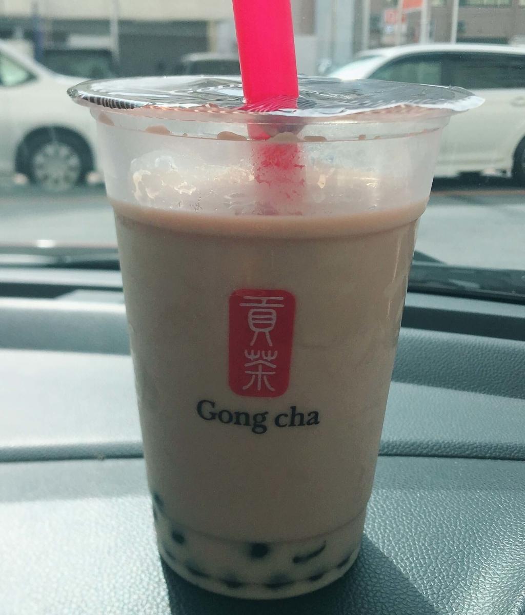 『Gong cha(ゴンチャ)』で自分好みの台湾ティーを楽しもう!