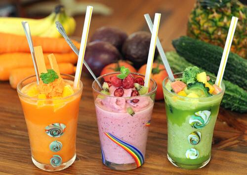 『ビタ スムージーズ』お洒落なスムージーが楽しめる人気カフェ